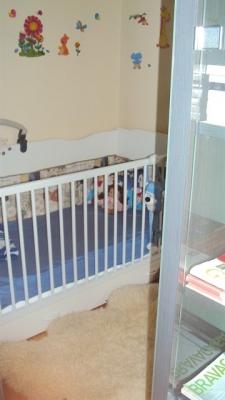 Апартамент ул.Веслец - детска стая