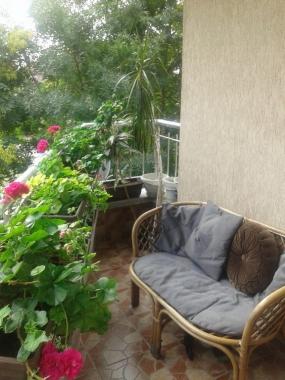 балкон в апартамент на ул.Веслец София,
